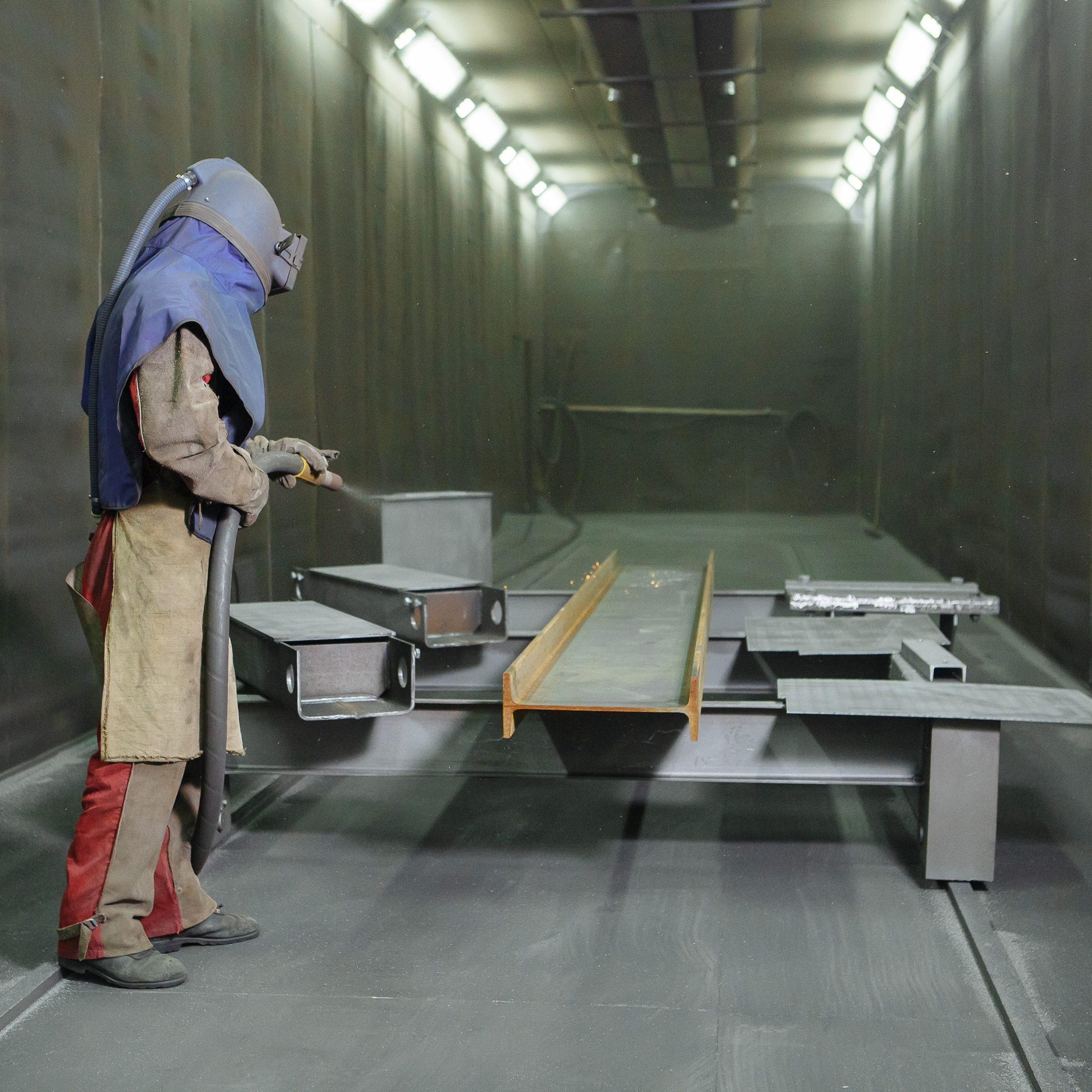 Extragerea de cabine de explozie și explozive