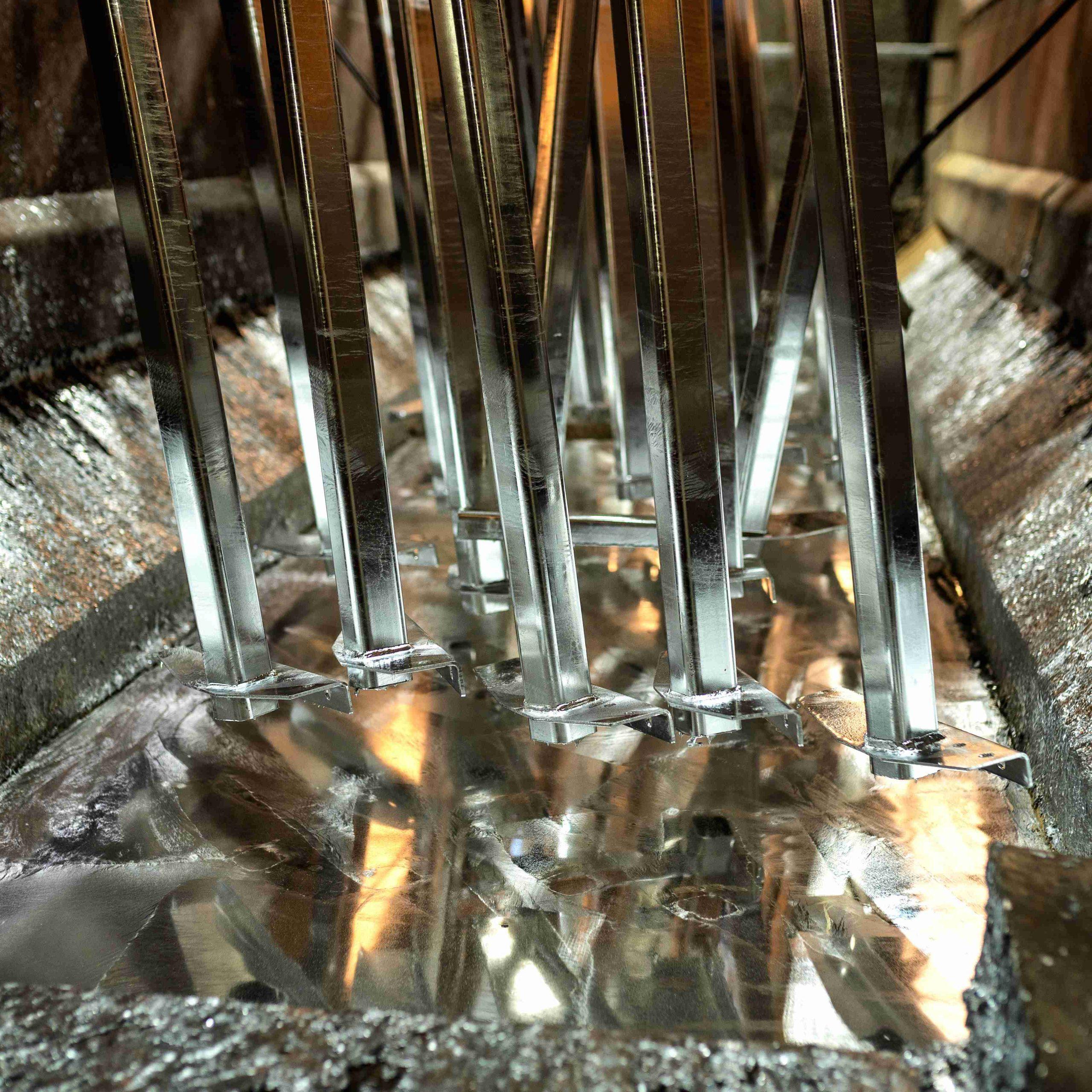 Extracția plantelor de zinc
