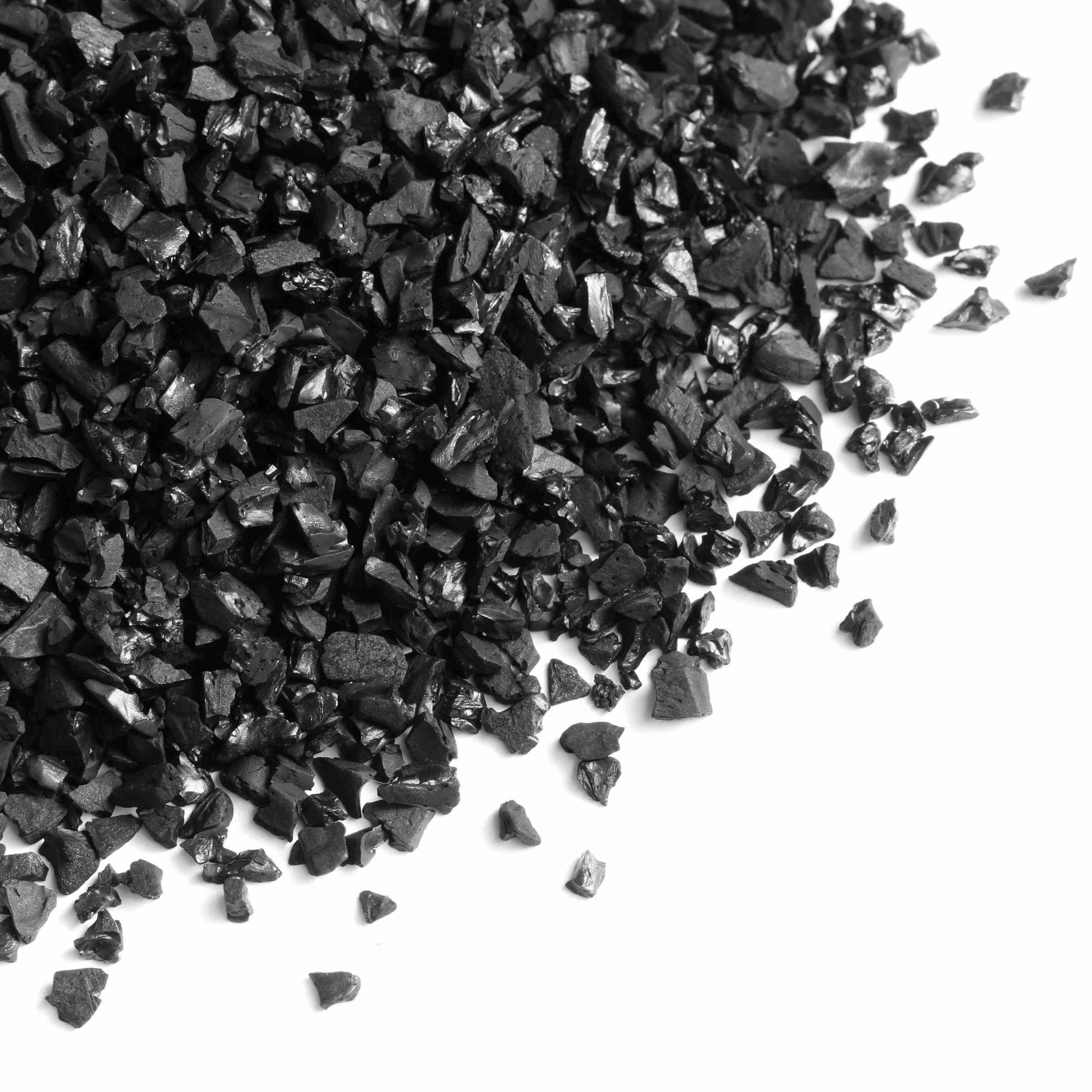Dozarea cărbunelui activ în gazele arse