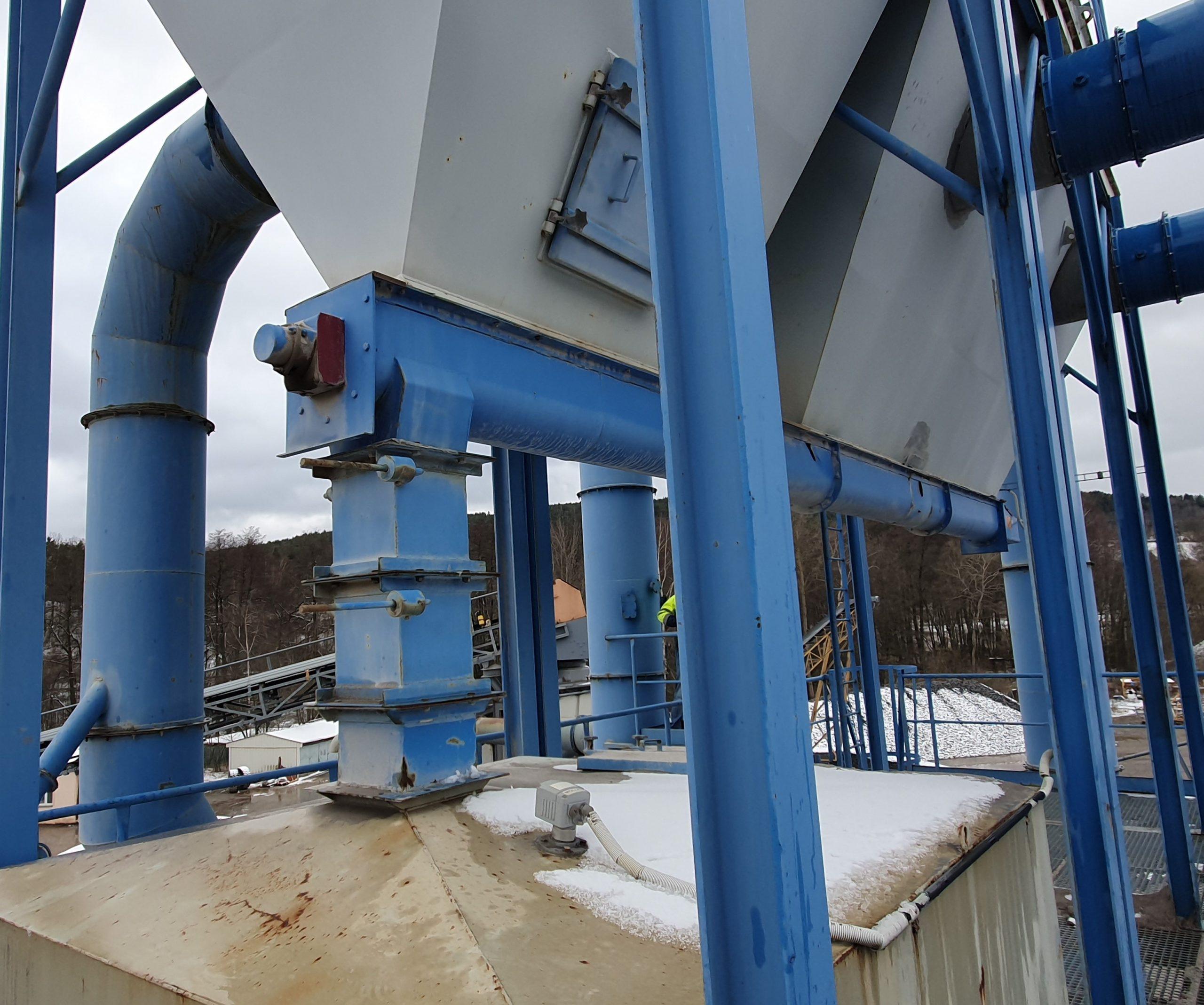 Reparații mecanice ale unităților de filtrare