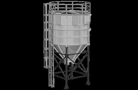 Silozul cilindric