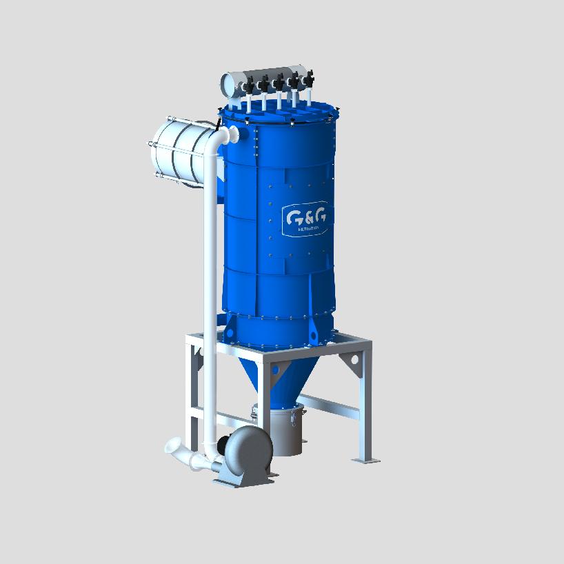 Aspiratoare centrale G&G Vacuum JET